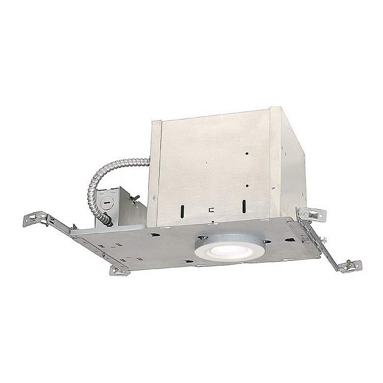 "4"" IC New Construction 650lm LED Trim Recessed"