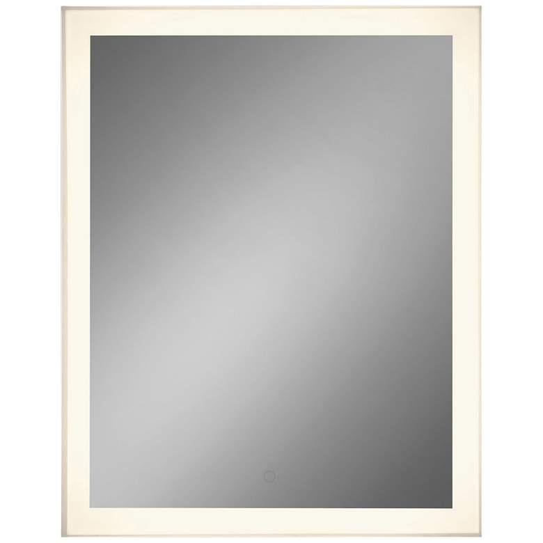 "Eurofase Adams Edge-lit 28 1/2"" x 36"" LED Wall Mirror"