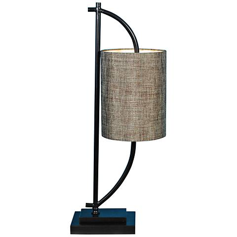 Aichi Bronze Metal Table Lamp