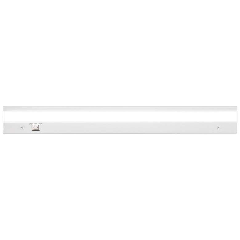 """WAC DUO 24"""" Wide White LED Under Cabinet Light"""