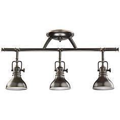 Kichler Olde Bronze Halogen Swivel Ceiling Fixture