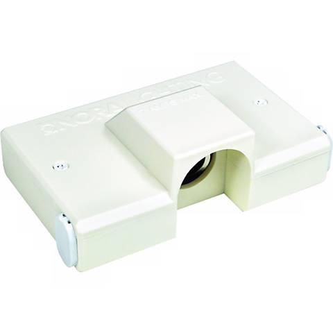Nora Lighting Ultra Slim Junction Box for Hardwiring