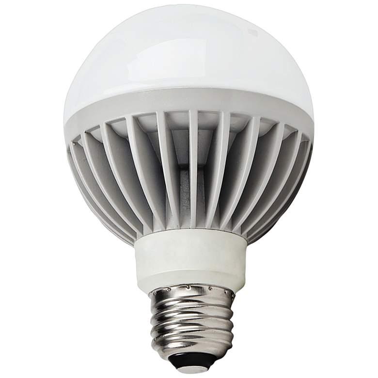 40 Watt Equivalent GE 7 Watt LED Dimmable Standard G25