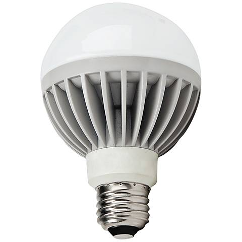 60 Watt Equivalent GE 7 Watt LED Dimmable Standard G25