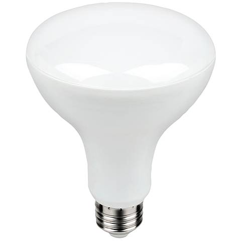 60W Equivalent Frosted 9W LED Dimmable BR30 Standard Bulb