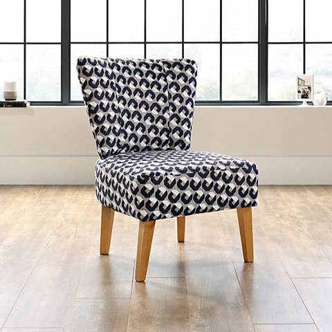 Sauder Harvey Park Marley Orbit Accent Chair