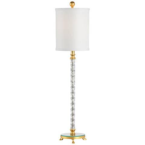 Wildwood Glouster Gold Leaf Table Lamp