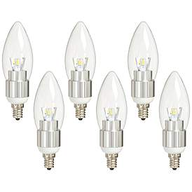 Low Wattage Light Bulbs 3 To 15 Watts Lamps Plus