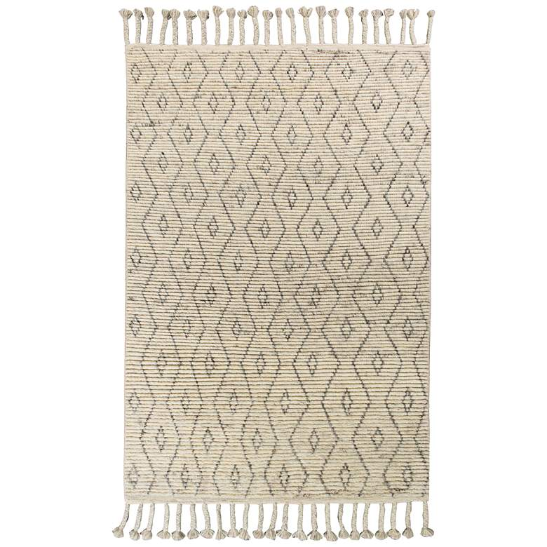 Austin 220 Natural Mediterra Wool Area Rug
