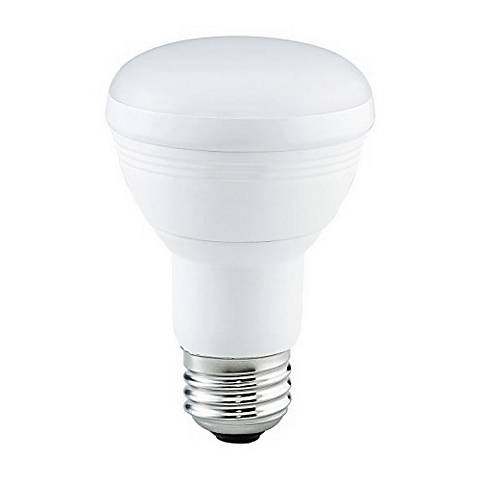 50W Equivalent Frosted 8W LED Dimmable Standard BR20 Bulb