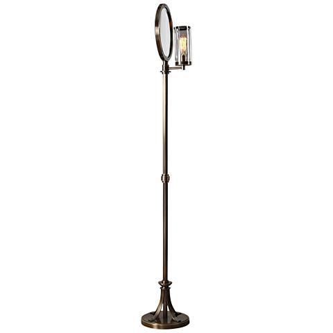 Uttermost Blanchet Iron Floor Lamp