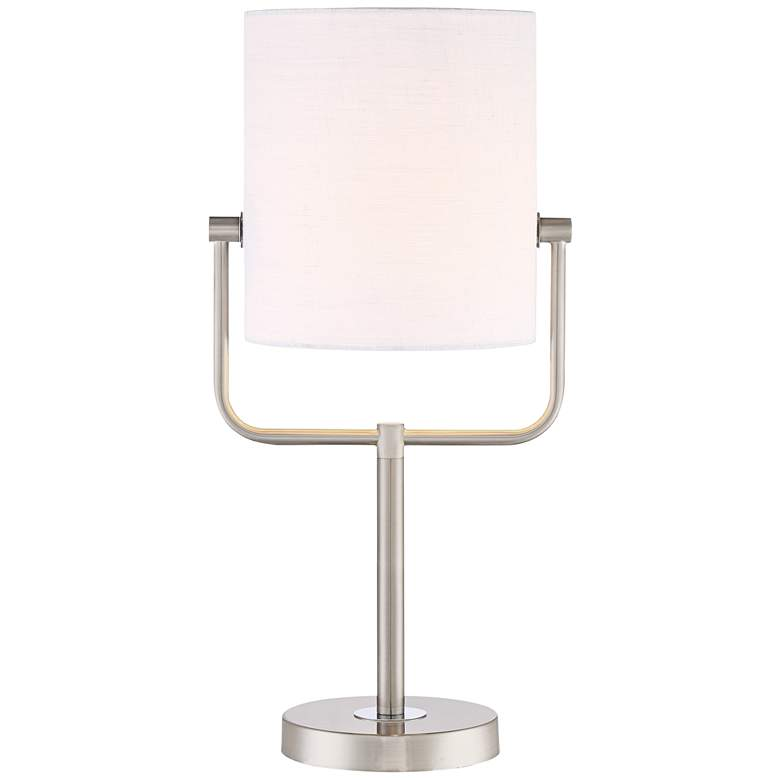 Tina Metal Accent Table Lamp