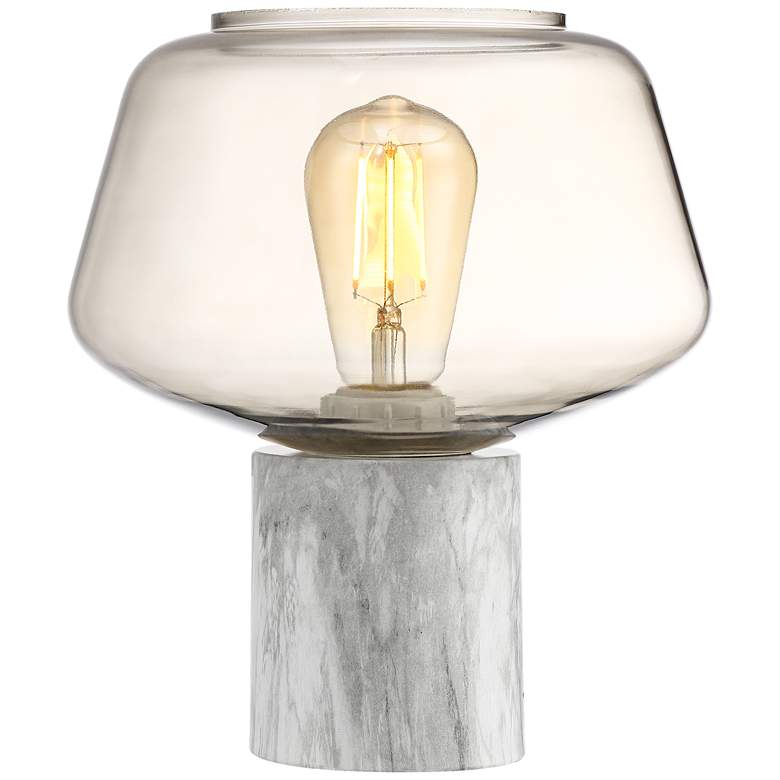 """Rolf 9 1/2"""" High Contemporary Accent Table Lamp"""