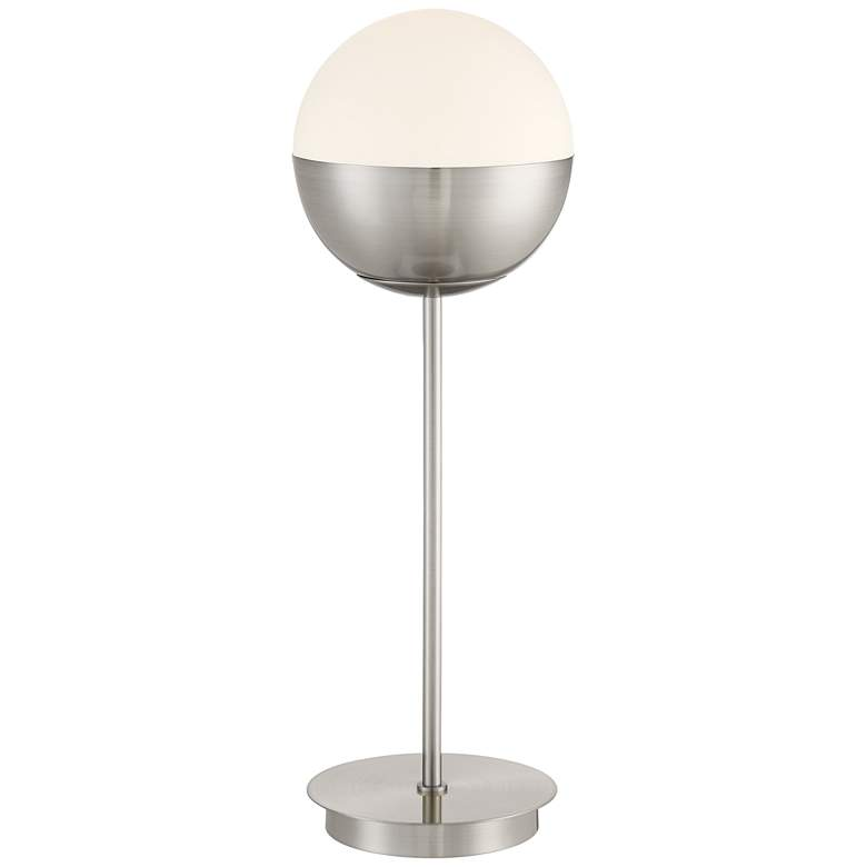 """Andy 21"""" High LED Globe Accent Lamp"""