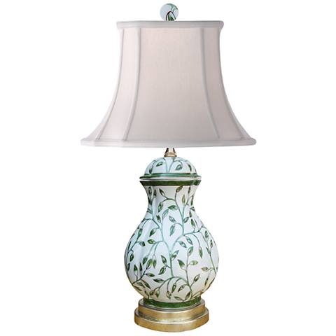Centre Porcelain Accent Table Lamp