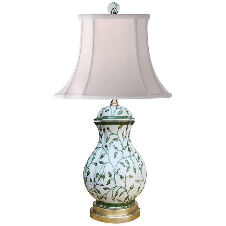 Centre Porcelain Accent Table Lamp