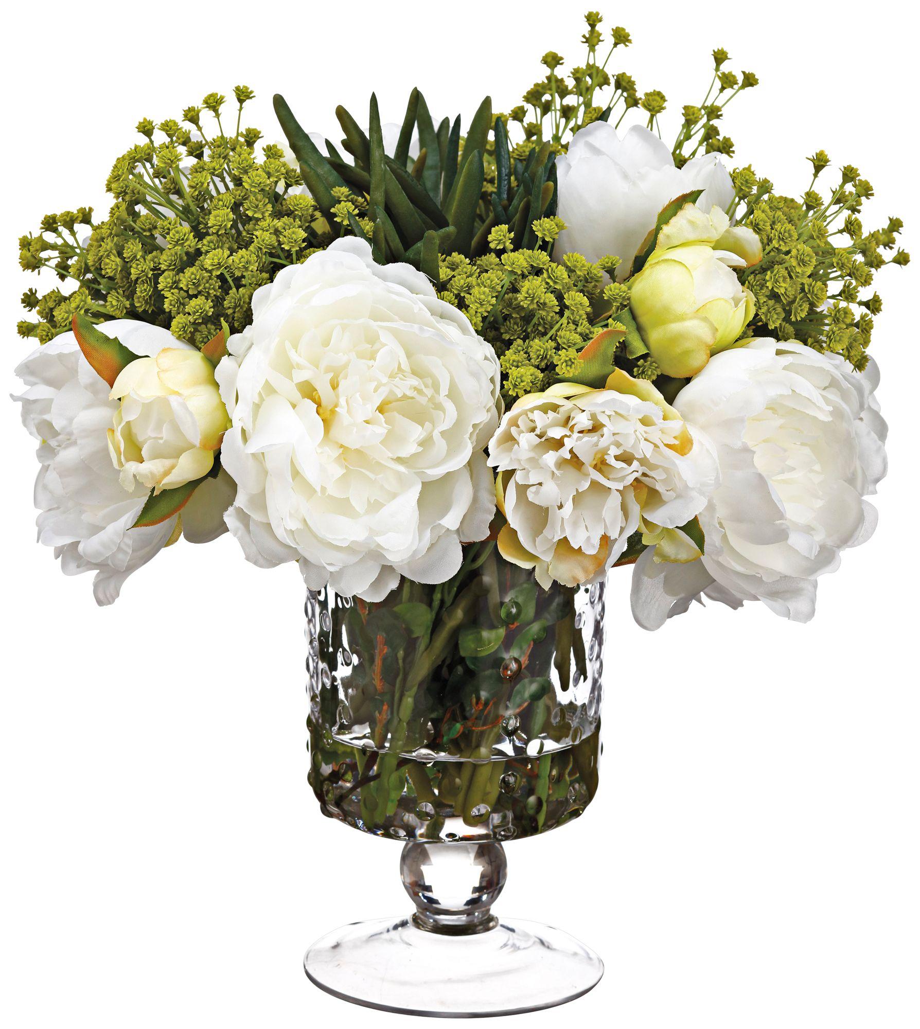 224 & Artificial Flower Arrangements - Designer Faux Flowers ...