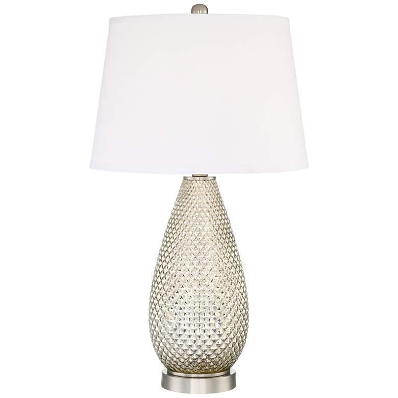 Klara Mercury Glass Table Lamp