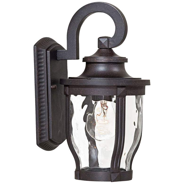 """Merrimack Collection 12 1/4"""" High Outdoor Wall Light"""