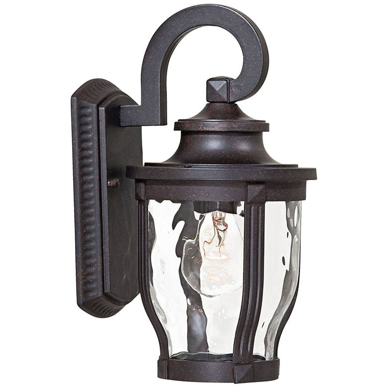 "Merrimack Collection 12 1/4"" High Outdoor Wall Light"