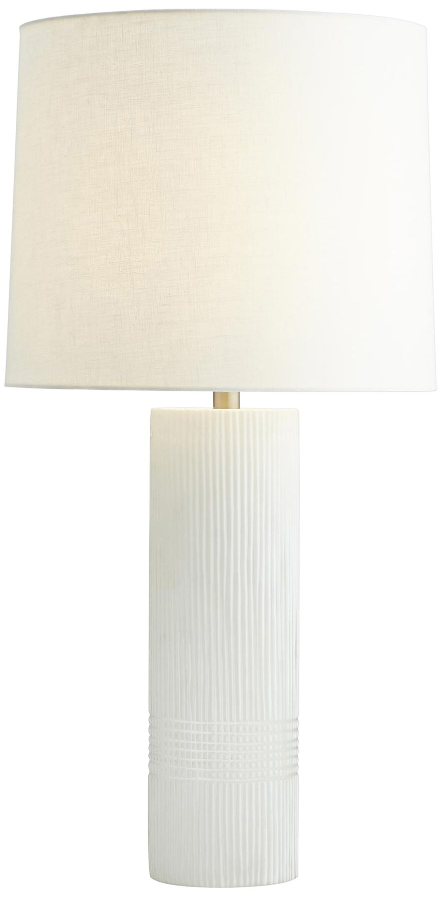 Arteriors Home Gormerly Opal Etched Glass Table Lamp