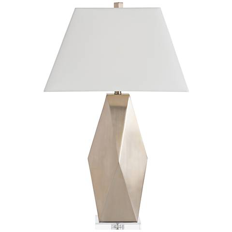 Arteriors Home Irving Pale Brass Table Lamp