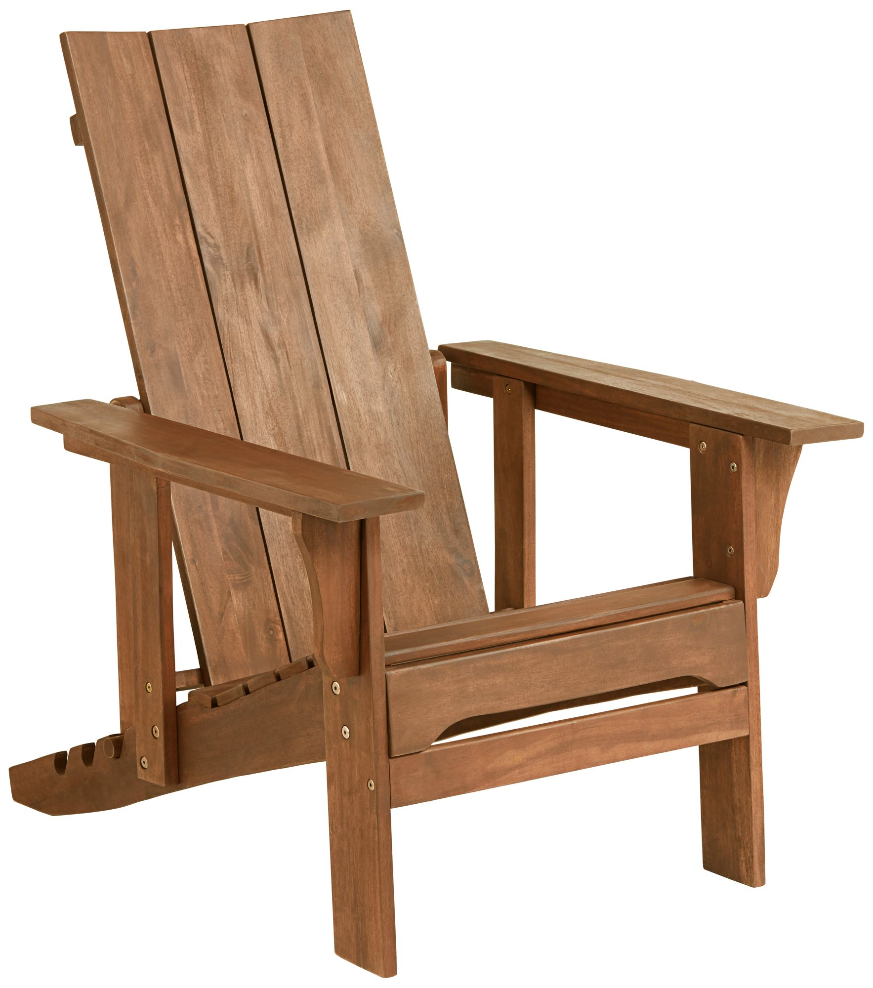 Modern Adirondack Adjustable Back Chair