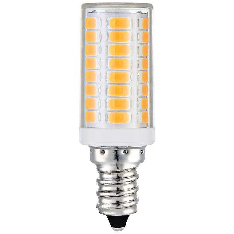 40W Equivalent Clear 4W LED Dimmable Mini Candelabra Bulb