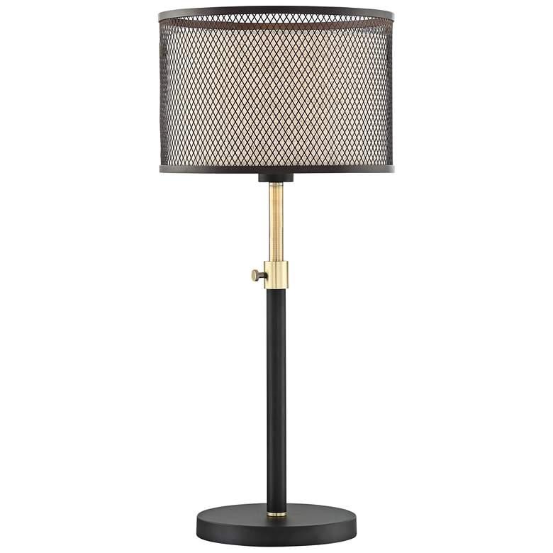 Lite Source Elena Coffee Metal Table Lamp