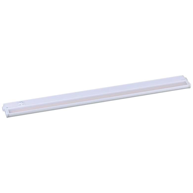 "CounterMax MX-L-120-3K 30"" W White LED Undercabinet Light"