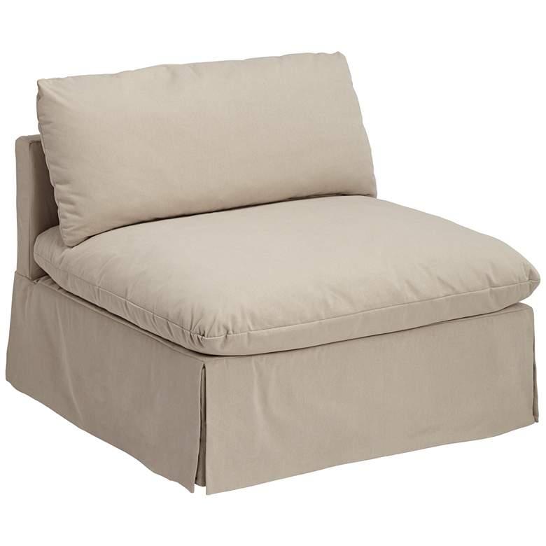 Skye II Peyton Sahara Modular Armless Chair