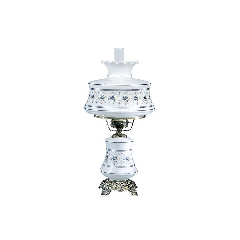 Quoizel Americana Dream Grand Hurricane Table Lamp