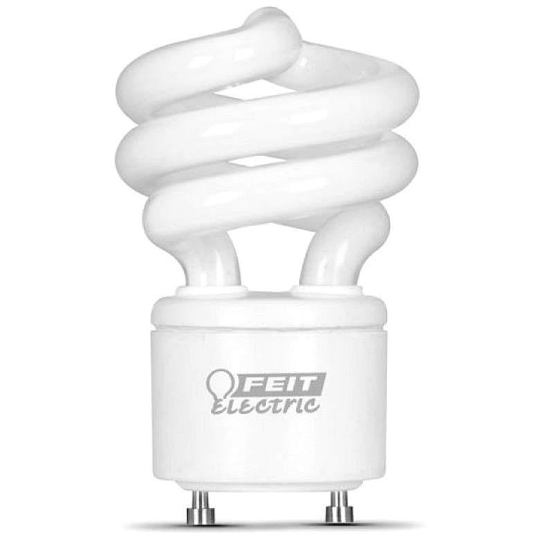 13 Watt GU24 Base CFL Light Bulb by Feit
