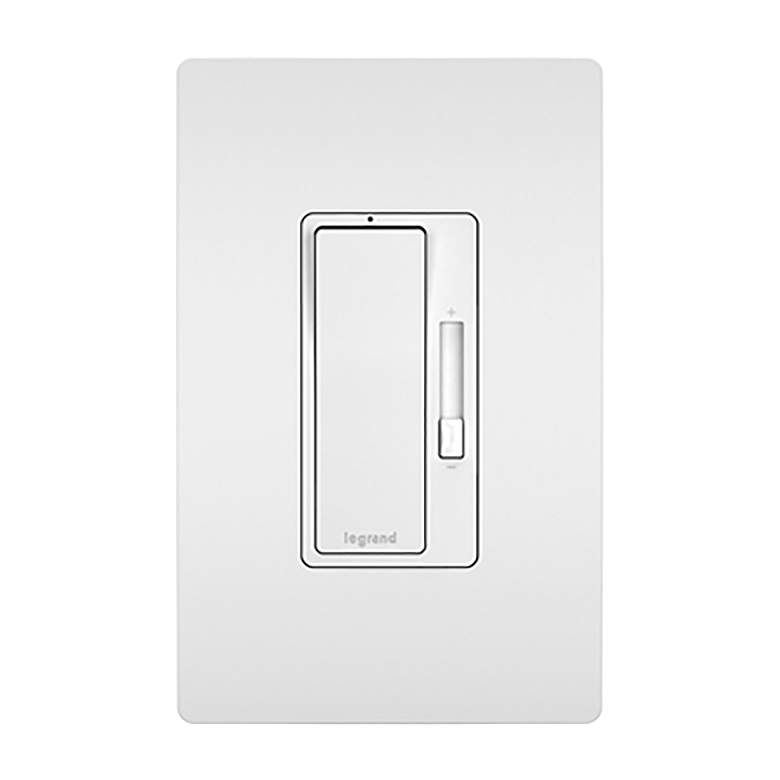 Legrand Radiant White Watt Preset Paddle Dimmer