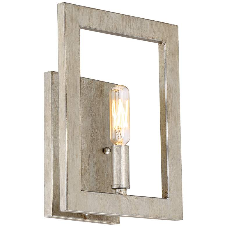 """Craftmade Portrait 10"""" High Gold Twilight Wall Sconce"""