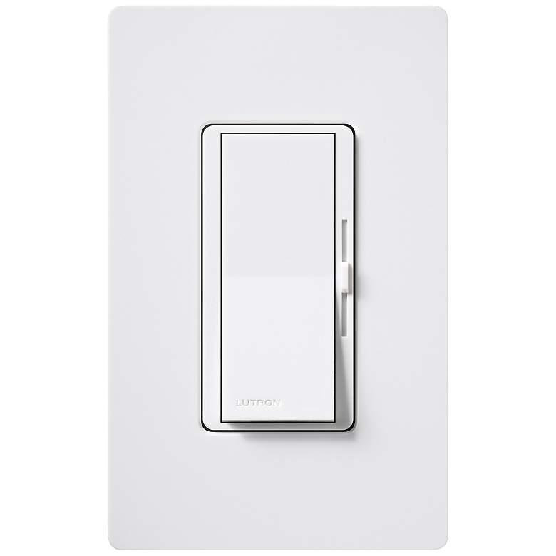 Diva White 600VA Magnetic Low Voltage Preset Dimmer