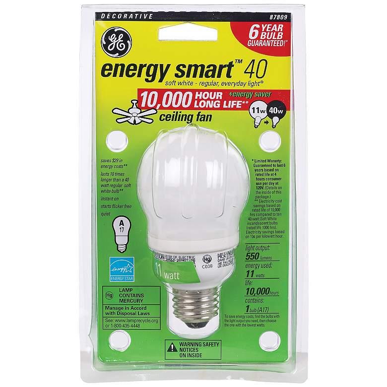 11 Watt CFL Ceiling Fan ENERGY STAR® Light