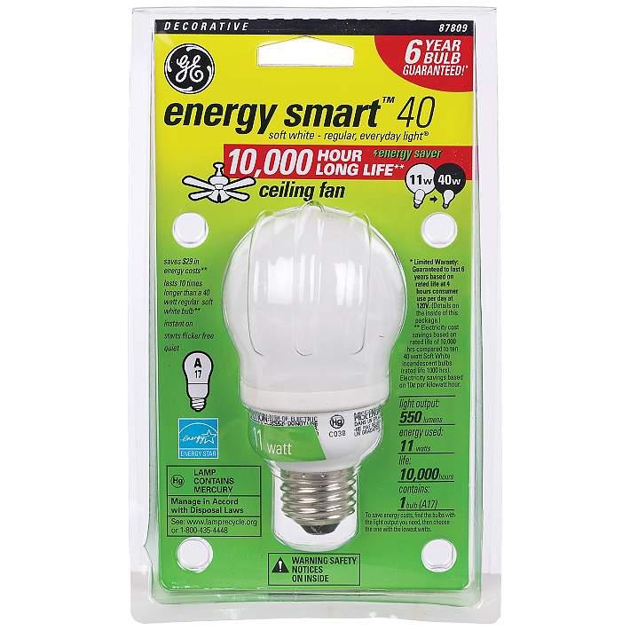 11 Watt Cfl Ceiling Fan Energy Star