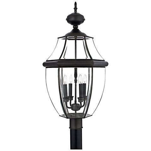 "Quoizel Newbury 29 1/2"" High Extra Large Post Light"