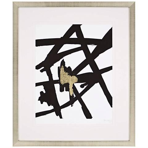 """Alchemy I 42"""" High Framed Wall Art"""