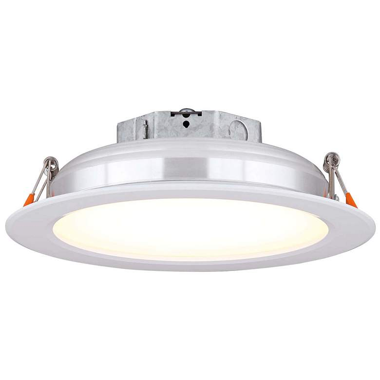 "Veloce 6"" White LED Retrofit Downlight"