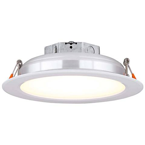 "Veloce 6"" White LED Retrofit Downlight"