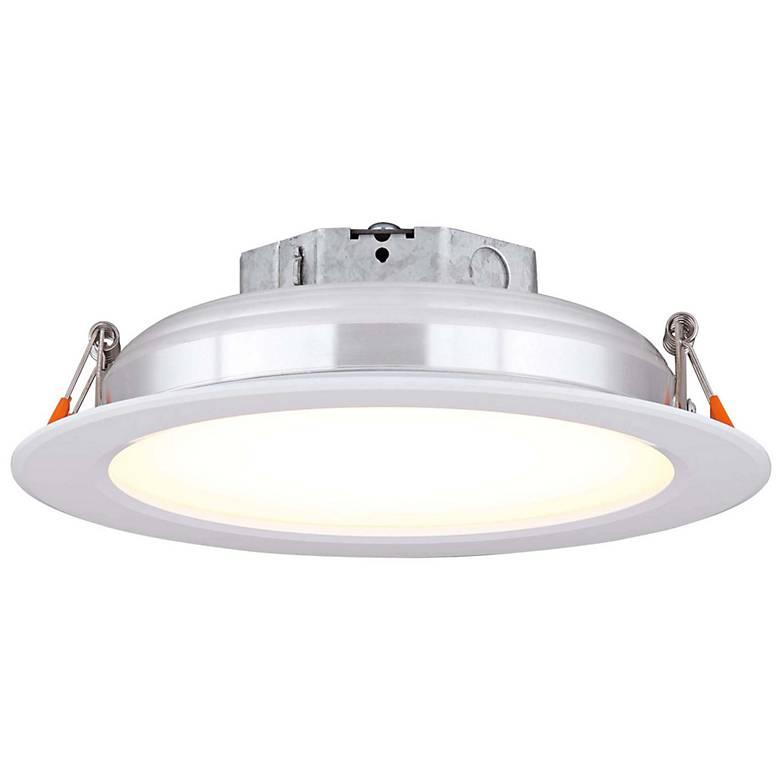 "Veloce 4"" White LED Retrofit Downlight"