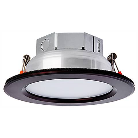 "Veloce 4"" Bronze LED Retrofit Downlight"
