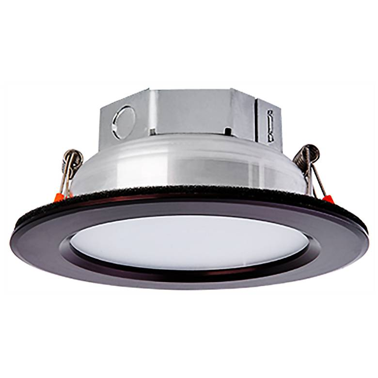 "Veloce 4"" Bronze LED Retrofit Downlight"