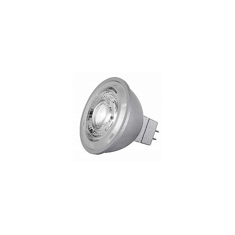 75W Equivalent Satco 8 Watt LED Dimmable Bi-Pin MR16 Bulb