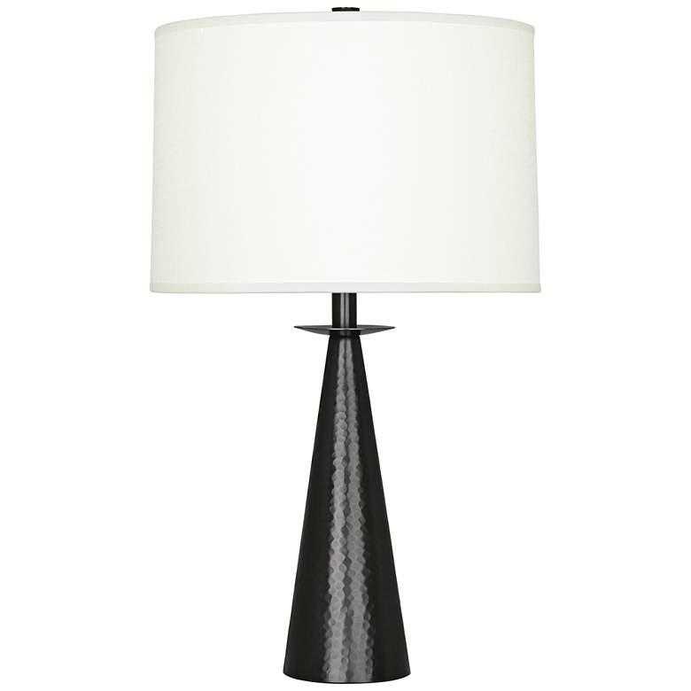 Robert Abbey Dal Deep Patina Bronze Accent Table Lamp