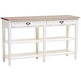 Awe Inspiring Baxton Studio Sofa Console Tables Tables Lamps Plus Spiritservingveterans Wood Chair Design Ideas Spiritservingveteransorg
