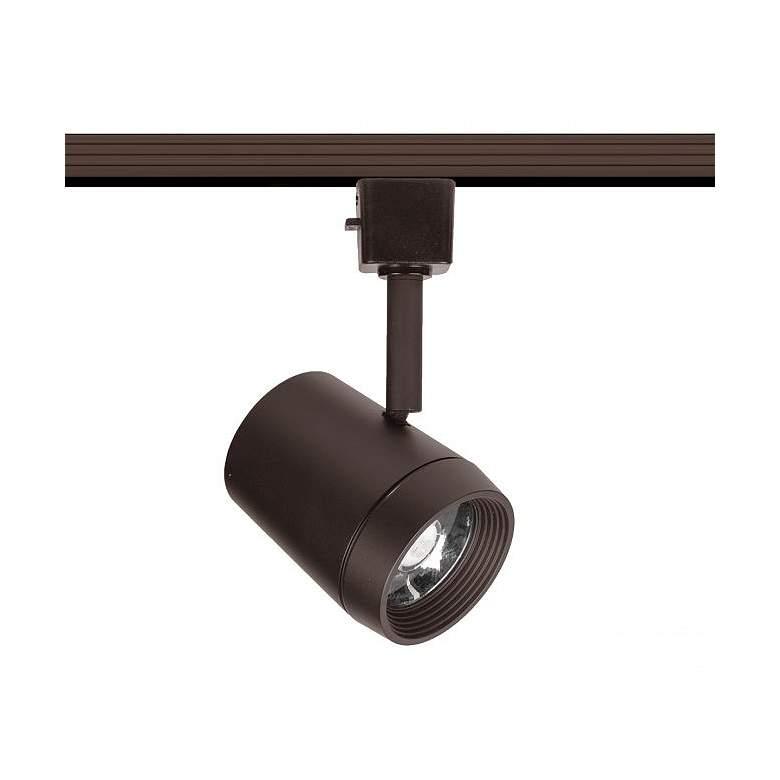11 Watt 3 Beam Angle Bronze LED Track Head for Juno Systems
