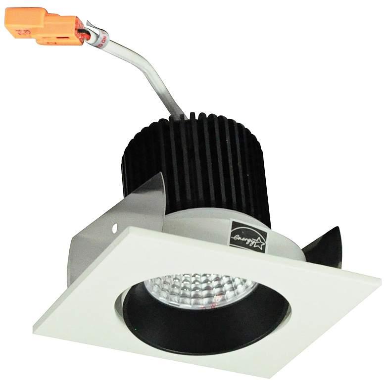 """Nora Iolite  2"""" Square Cone LED Retrofit Trim"""